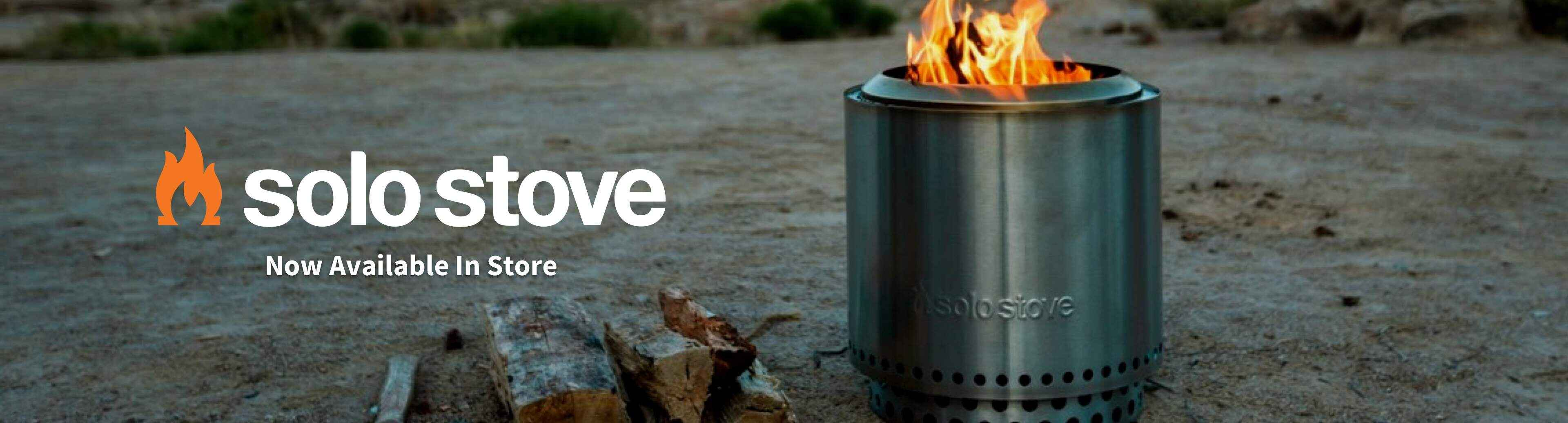 Shop Solo Stove at Foley Hardware - Now Available In Store