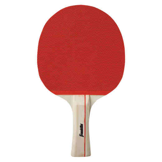 Table Tennis Balls & Paddles
