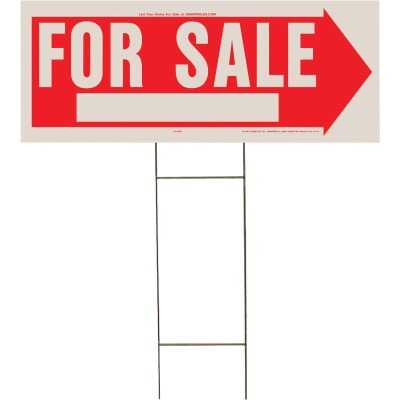 Hy-Ko Corrugated Plastic Sign, For Sale