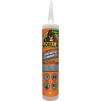 Gorilla 9 Oz. All Surface Construction Adhesive