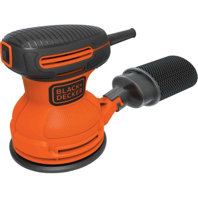 Black & Decker 5 In. 2.0A Random Orbit Sander
