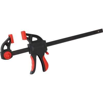 Do it Pistol Grip 12 In. One-Hand Bar Clamp and Spreader