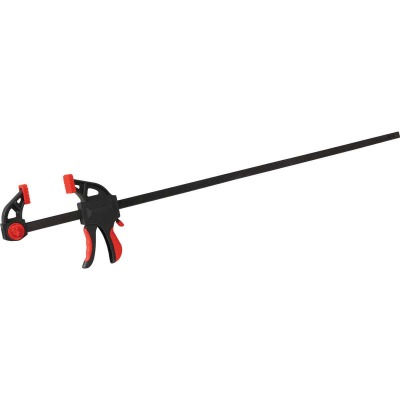 Do it Pistol Grip 36 In. One-Hand Bar Clamp and Spreader