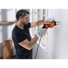 Black and Decker 1/2 In. 6.5-Amp Keyless Electric Hammer Drill Image 4