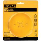 DeWalt 4-1/2 In. Bi-Metal Hole Saw Image 4
