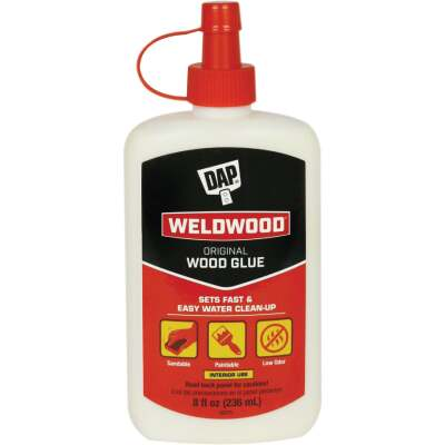 DAP Weldwood 8 Oz. Carpenter's Wood Glue