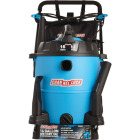 Channellock 16 Gal. 6.5-Peak HP Wet/Dry Vacuum with Blower Image 10