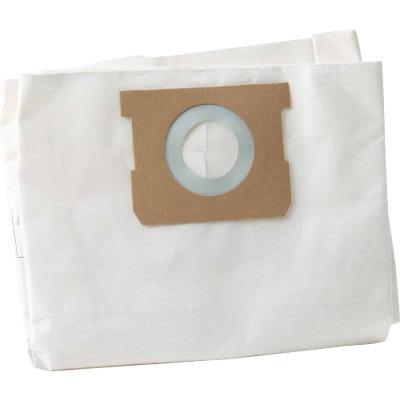 Channellock Paper Standard 8 to 10 Gal. Filter Vacuum Bag (3-Pack)