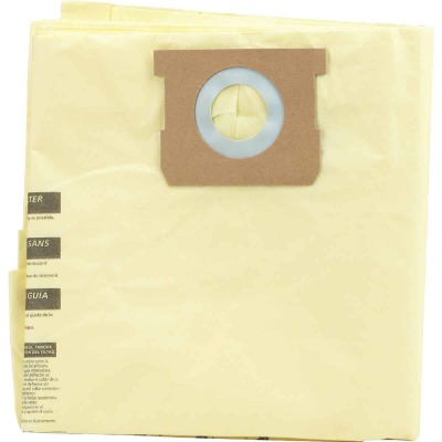 Channellock Paper High Efficiency 12 to 16 Gal. Filter Vacuum Bag (3-Pack)