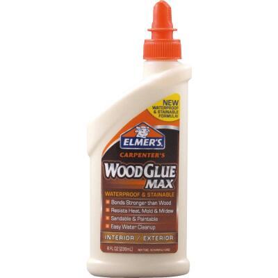 Elmer's Carpenter's 8 Oz. Wood Glue Max