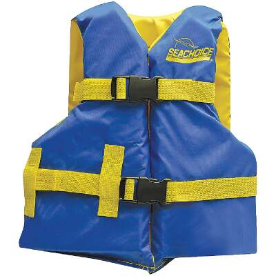 Seachoice Youth Type III & USCG 50 to 90 Lb. Boating Life Vest