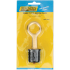 Seachoice Snap-Lock 1-1/4 In. Brass Drain Plug Image 1