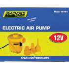 Seachoice 12 Volt 0.78 psi General Inflatables and Boating Electric Inflator Image 1