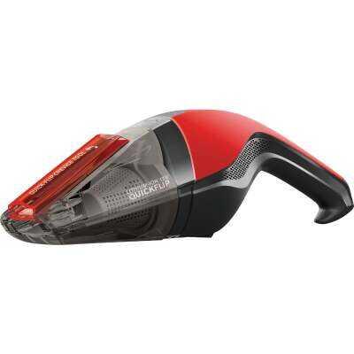 Dirt Devil QuickFlip 12V Bagless Hand Vacuum Cleaner