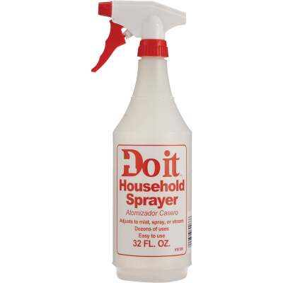 Do it 32 Oz. Plastic Spray Bottle