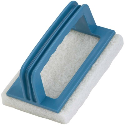 Fine Grade Bath And Tile Scrubber