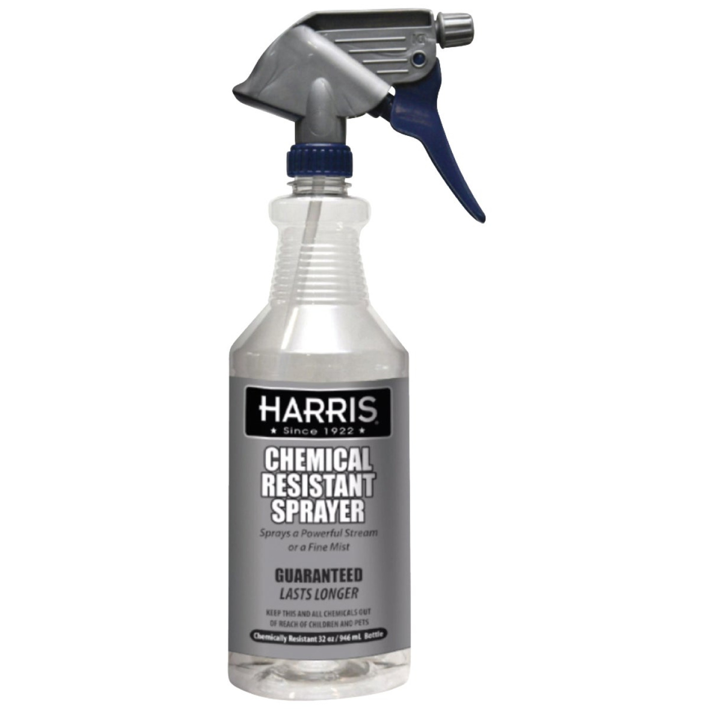 Harris 32 Oz. Chemical Resistant Spray Bottle Image 1