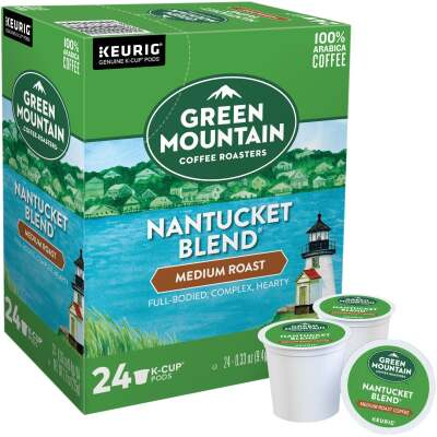 Keurig Green Mountain Coffee Roasters Nantucket Blend K-Cup (24-Pack)