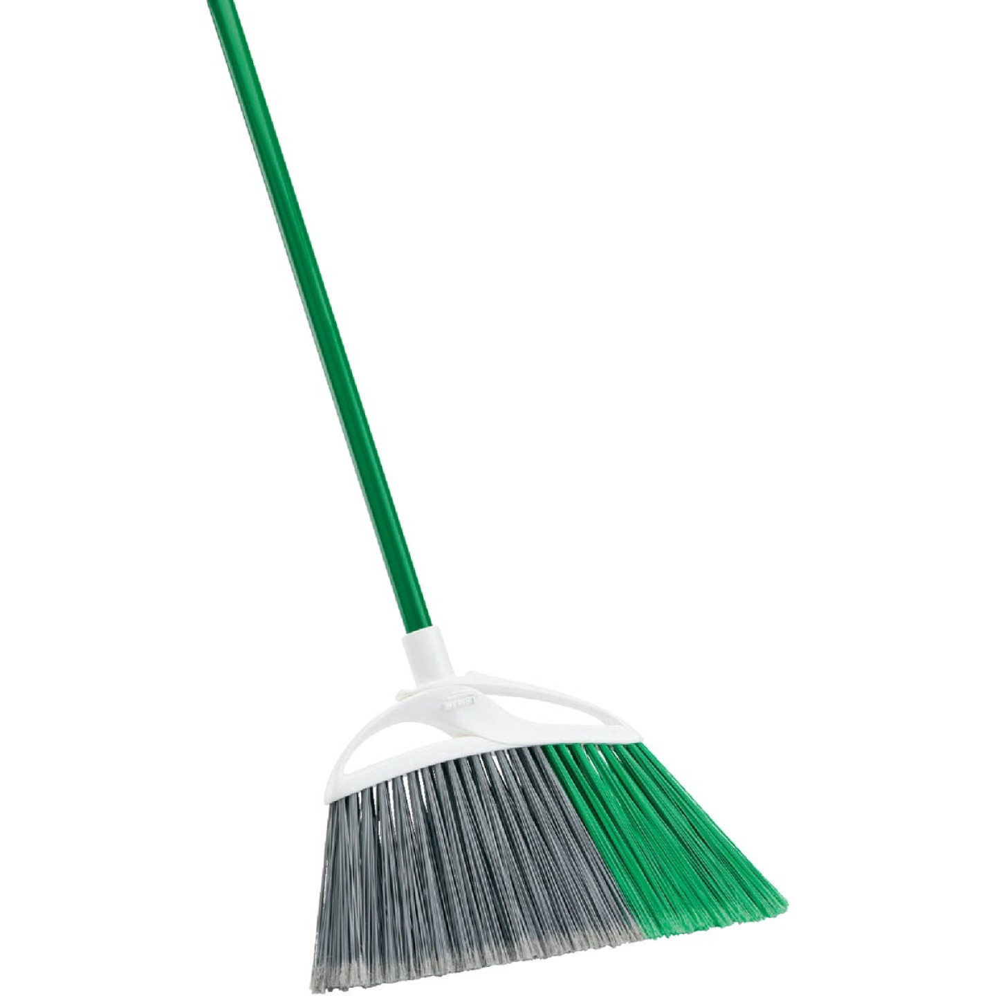 Libman 16 In. W. x 55 In. L. Steel Handle Extra Large Precision Angle Broom Image 1
