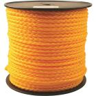 Do it 3/8 In. x 400 Ft. Yellow Braided Polypropylene Rope Image 1
