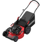 Snapper 21 In. 3-In-1 High Wheel Walk Behind Push Gas Lawn Mower Image 1