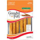 Healthy Hide Good 'n Fun Triple Flavor Ribs Beef, Pork, & Chicken Dog Treat, 4 Oz. Image 1