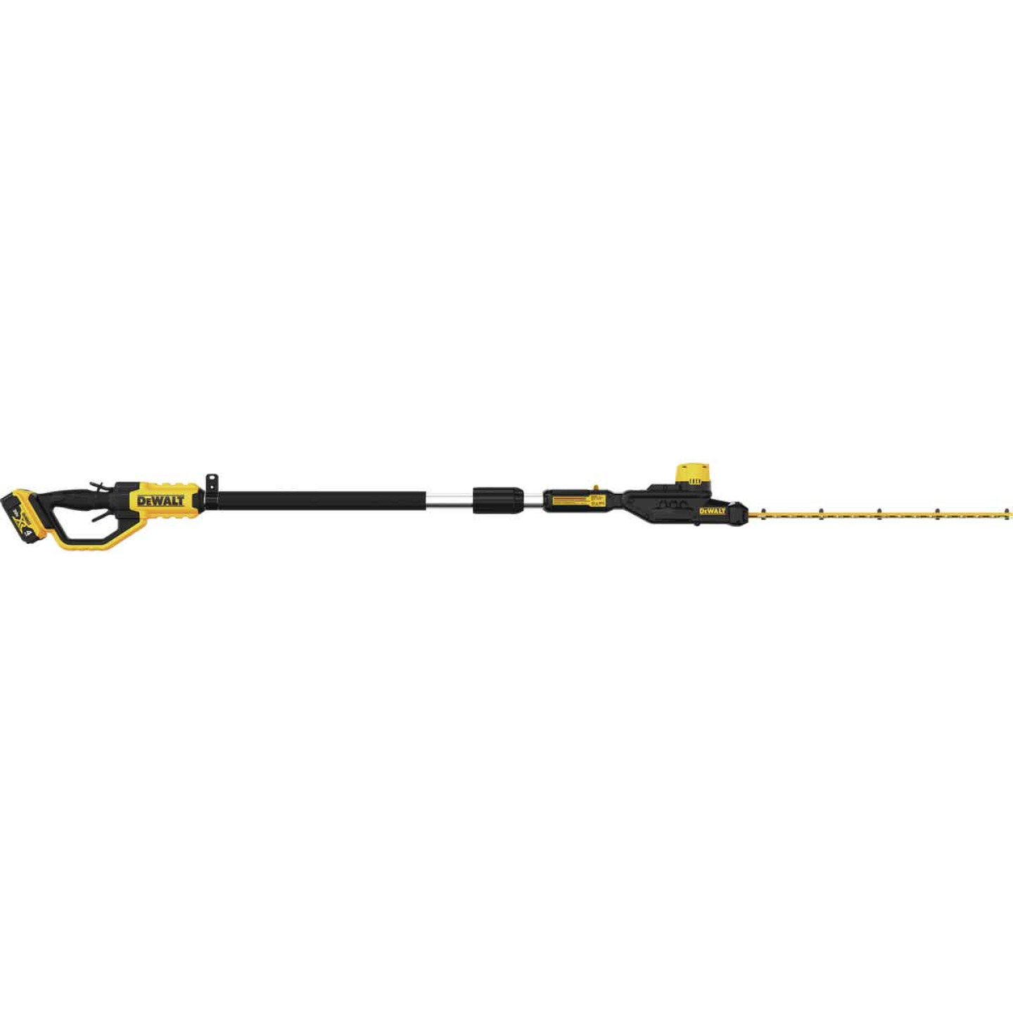 DeWalt 20V MAX 22 In. Cordless Pole Hedge Trimmer Kit Image 1