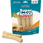 Healthy Chews Super SnaXX Nutterz Peanut Butter Dog Treat (4-Pack) Image 1