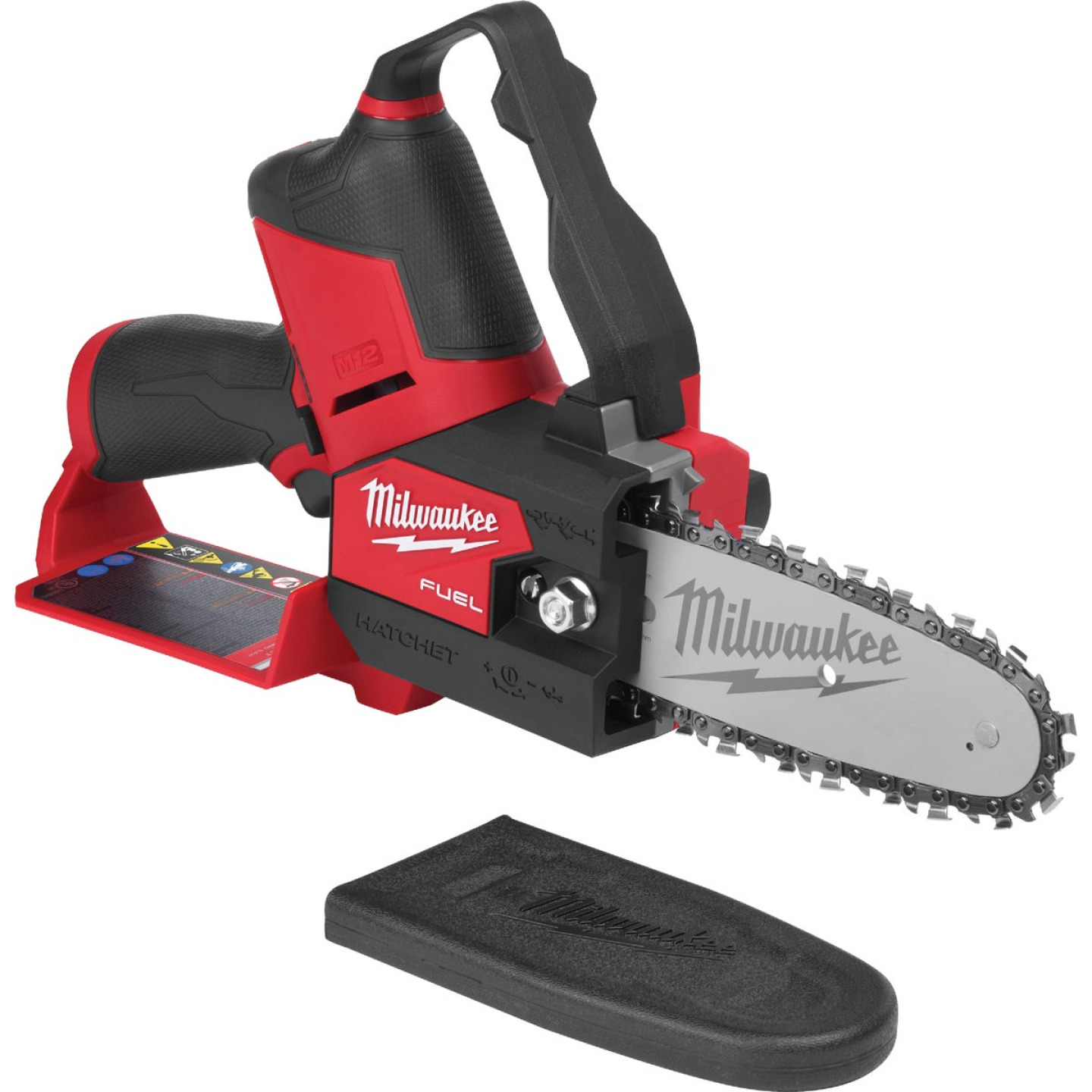 Milwaukee M12 Fuel Hatchet 6 In. Pruning Saw (Tool-Only) Image 1