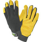 West Chester Protective Gear Extreme Work Men's Large Deerskin Leather Work Glove Image 1