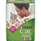 Purina Cat Chow Indoor Formula 15 Lb. Chicken Flavor Adult Dry Cat Food Image 1