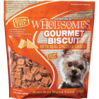 SportMix Wholesomes Gourmet Cheddar Cheese Biscuit Dog Treats Image 1