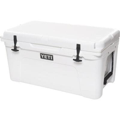 Yeti Tundra 65, 42-Can Cooler, White