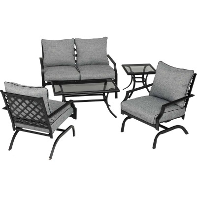 Outdoor Expressions Rockford 5-Piece Chat Set