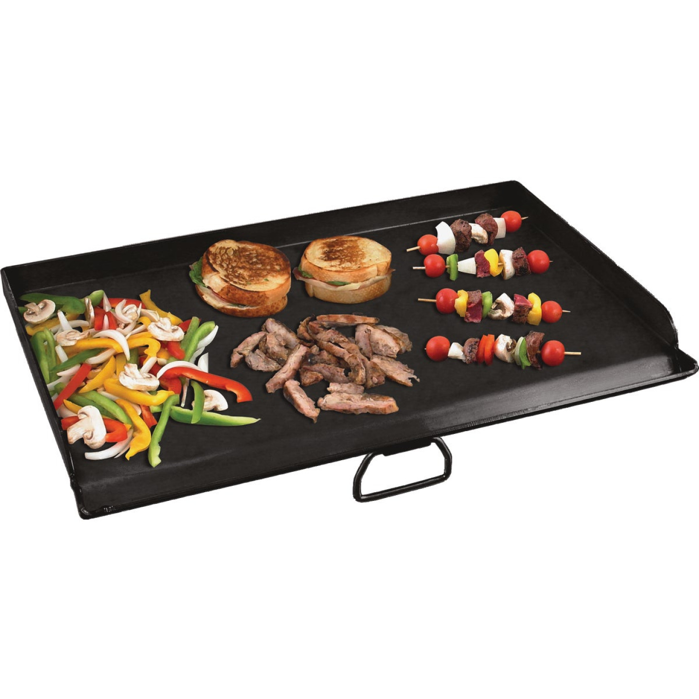Camp Chef 14 In. W. x 32 In. L. Steel Professional Flat Top Griddle Image 1