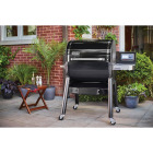 Weber SmokeFire EX6 Black 1008 Sq. In. Wood Pellet Grill Image 5
