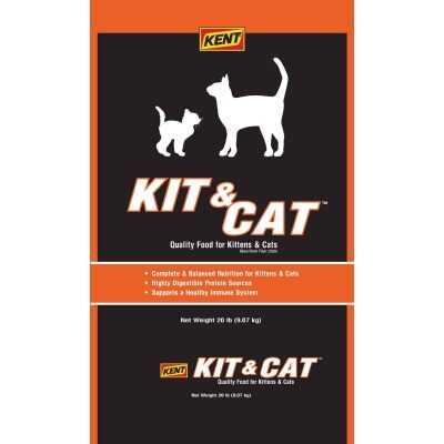 Kent Kit & Cat 20 Lb. All Ages Dry Cat Food