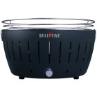 Grill Time Tailgater GTX Gray 200 Sq. In. Charcoal Portable Grill Image 1