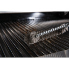 Broil King 18.9 In. Stainless Steel Bristles Tri-HeadGrill Cleaning Brush Image 2