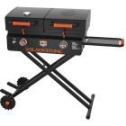 Blackstone Tailgater 2-Burner Black 18,500-BTU LP Gas Griddle Image 1
