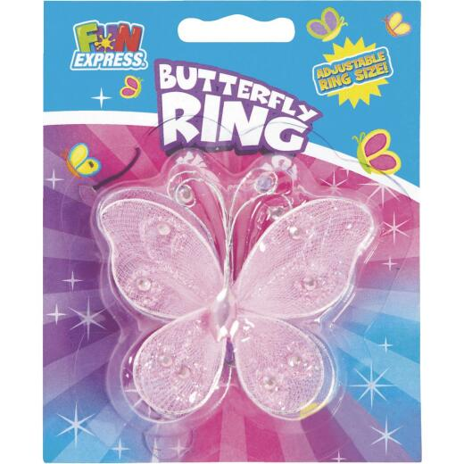 Fun Express Butterfly Ring